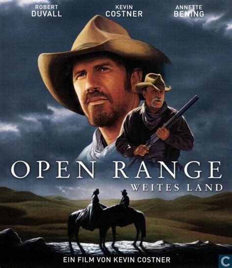 Open Range - Blu-ray - Catawiki