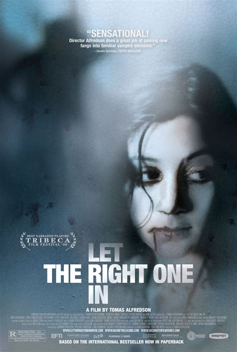 Magnolia Films Let The Right One In Press Kit