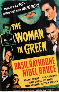 The Woman in Green - Wikipedia