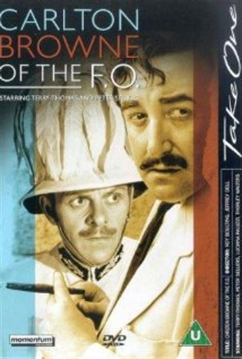 Carlton-Browne of the F.O. (1959) Soundtrack OST •