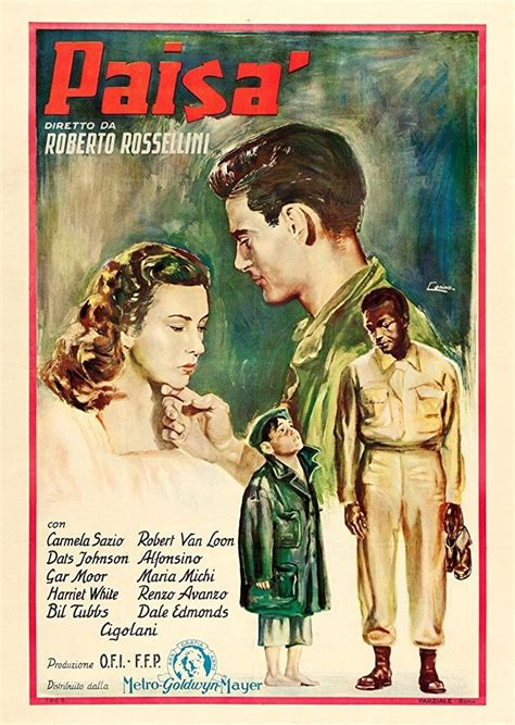 Paisan (1946) - Posters — The Movie Database (TMDb)