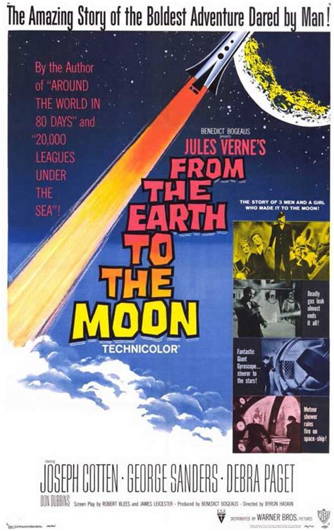 From the Earth to the Moon Movie Posters From Movie Poster ...