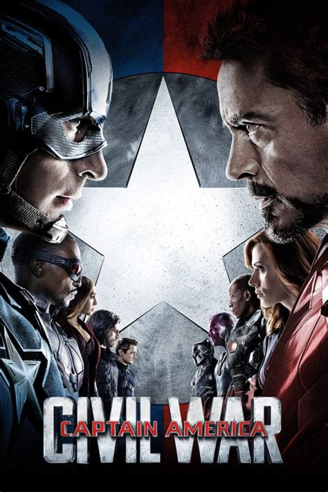 Captain America: Civil War (2016) — The Movie Database (TMDb)