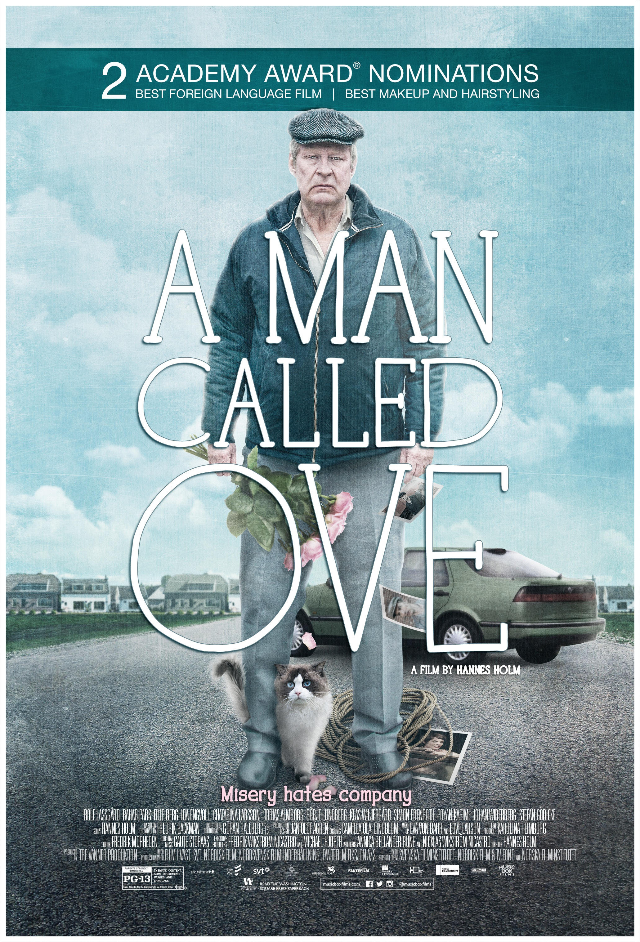 A Man Called Ove from A Man Called Ove [2015]