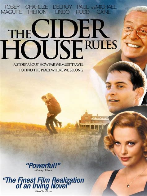 The Cider House Rules Movie Trailer, Reviews and More | TV ...