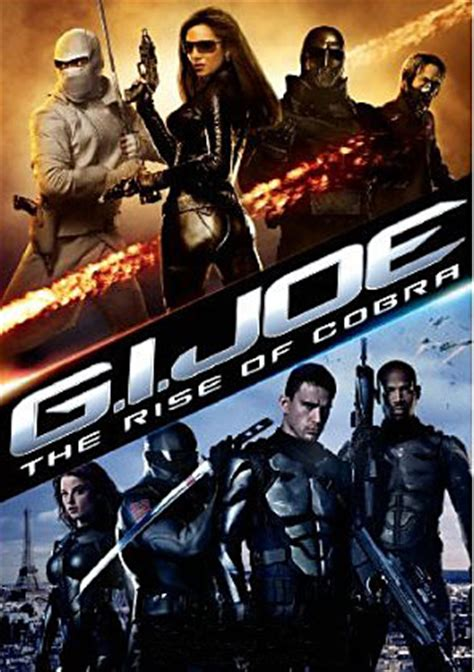 G.I. Joe: The Rise of Cobra | Joepedia | Fandom powered by ...
