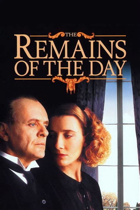 The Remains Of The Day Movie Review (1993) | Roger Ebert