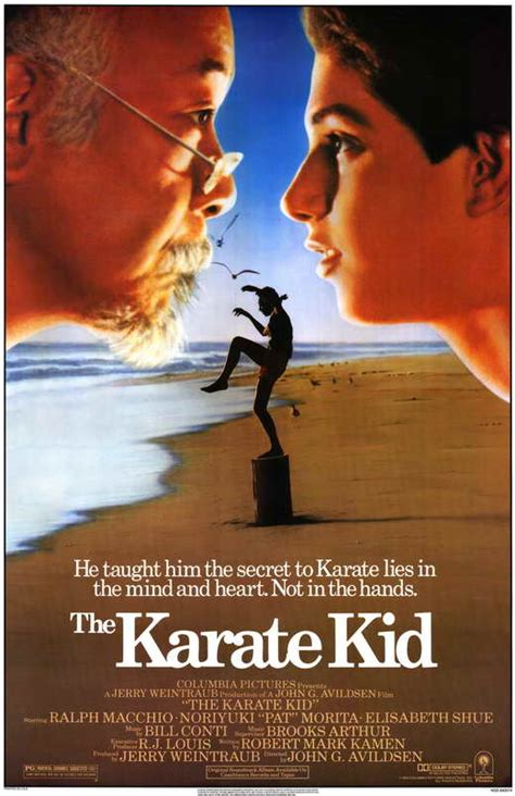 The Karate Kid Movie Posters From Movie Poster Shop