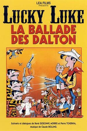 Lucky Luke: Ballad of the Daltons