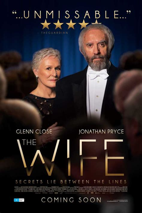 The Wife DVD Release Date January 29, 2019
