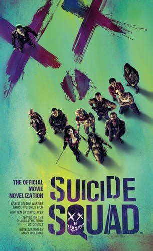 Book Review: Suicide Squad: The Official Movie Novelization