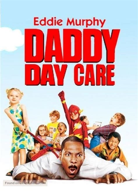 Daddy Day Care German dvd cover