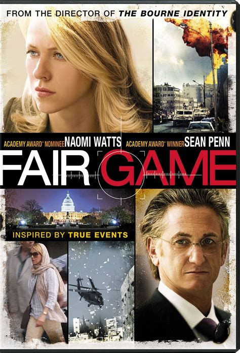 Fair Game DVD Release Date March 29, 2011