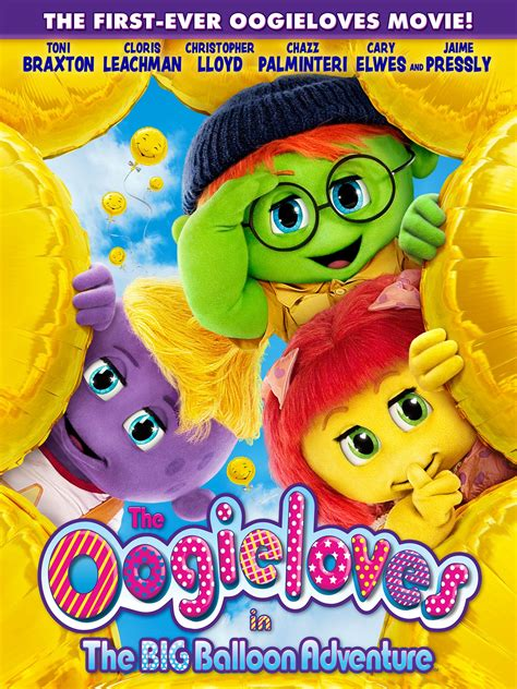 The Oogieloves in the Big Balloon Adventure DVD Release ...