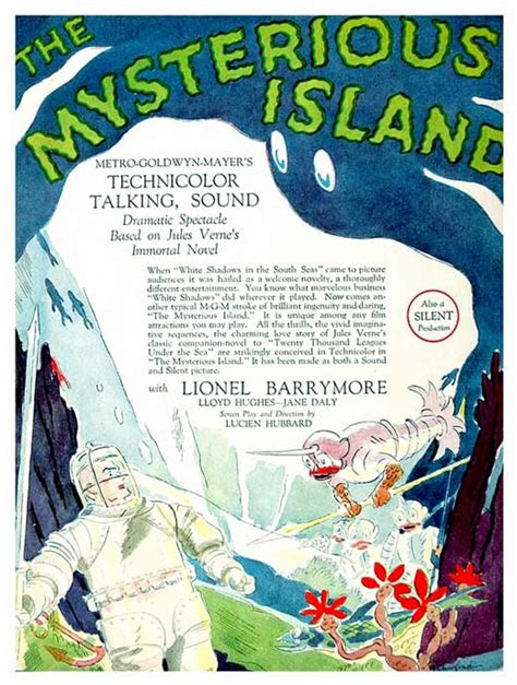 The Mysterious Island Movie Posters From Movie Poster Shop