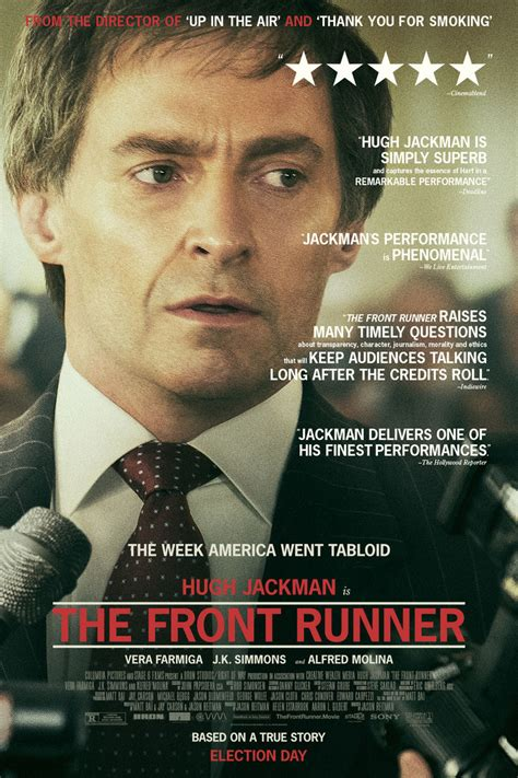 The Front Runner DVD Release Date February 12, 2019