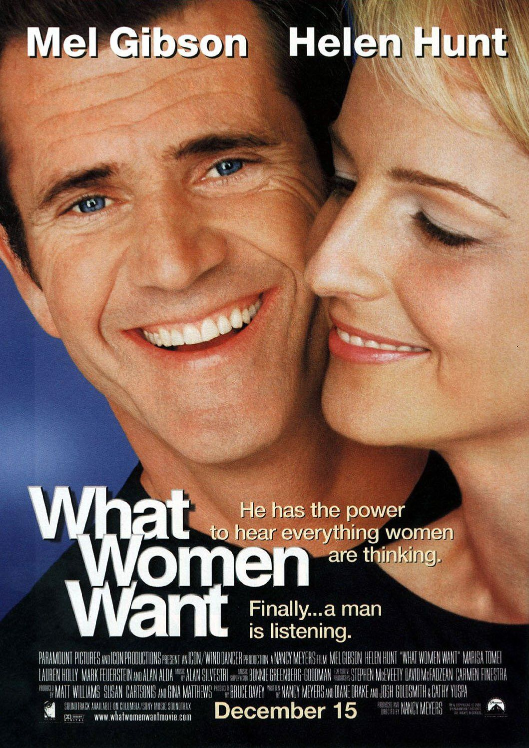 What Women Want [2000]