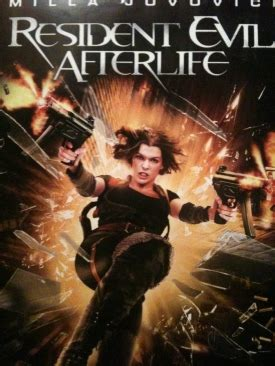 Resident Evil 4 - Afterlife (2010) - DVD - 5051159277831