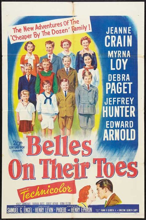 Belles on Their Toes Movie Posters From Movie Poster Shop