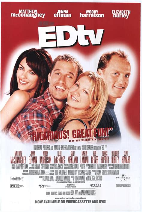 EDtv Movie Posters From Movie Poster Shop
