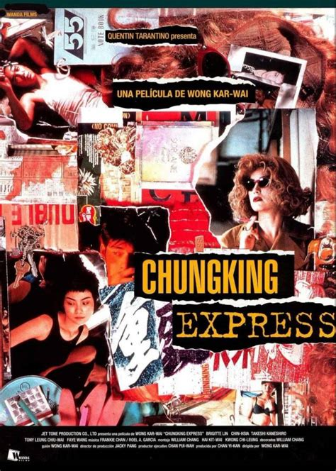 Chungking Express 重慶森林 OST - 13. Things in Life - Dennis ...