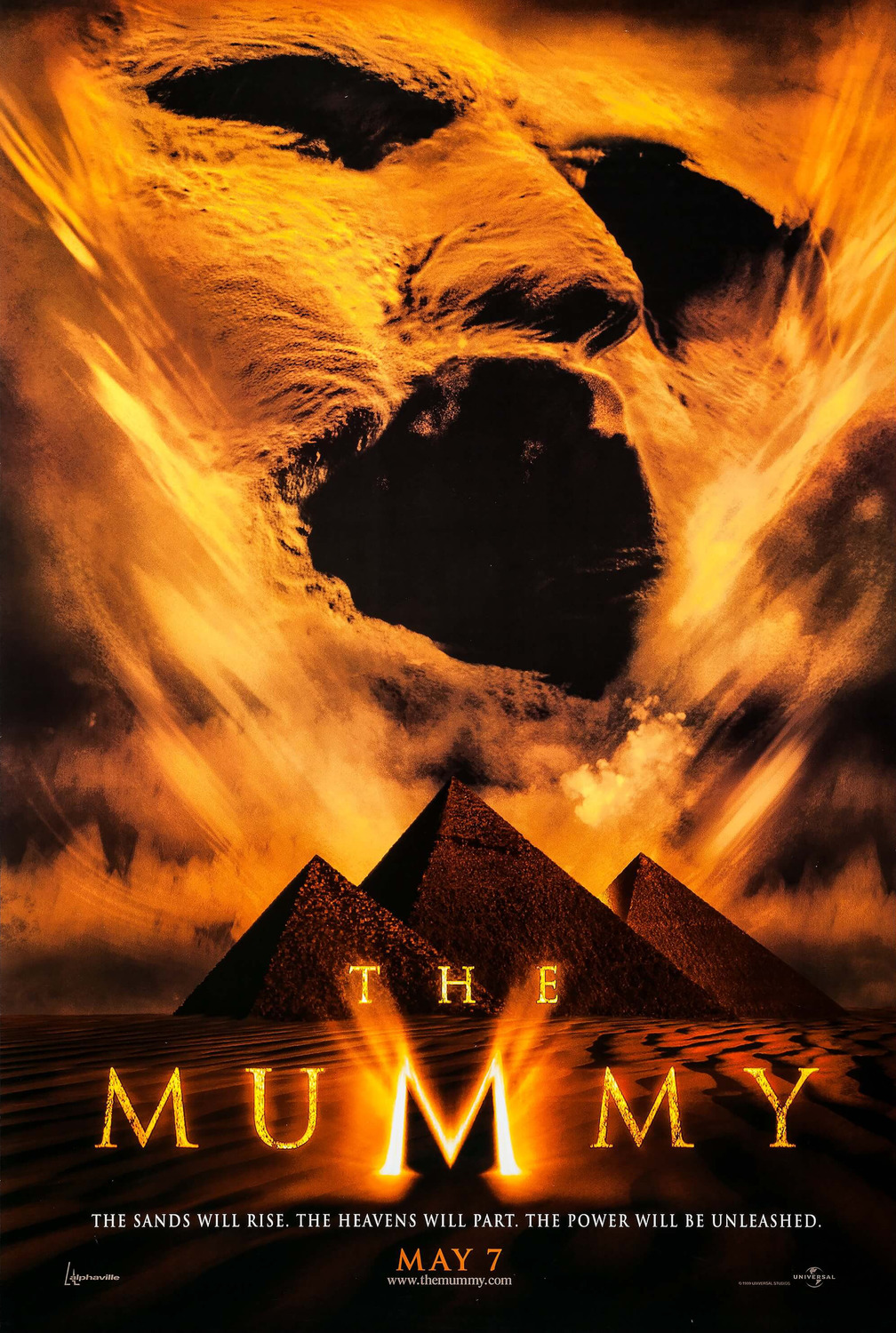 The Mummy [1999]