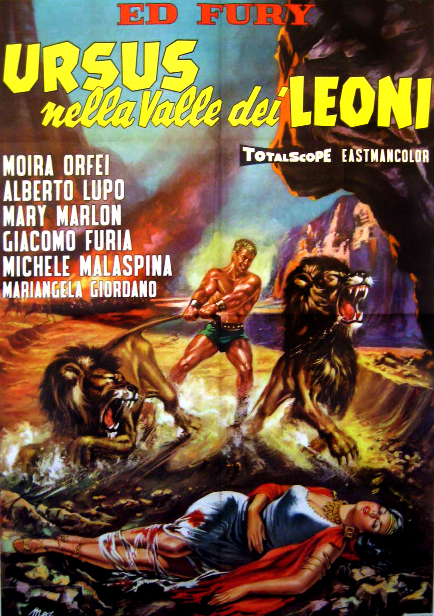 Valley of the Lions [1961]