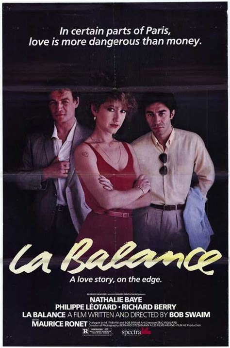 La Balance Movie Posters From Movie Poster Shop
