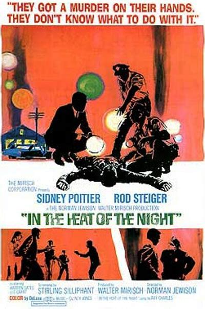 In the Heat of the Night (1967) Review |BasementRejects