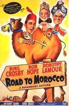 Road to Morocco - Wikipedia