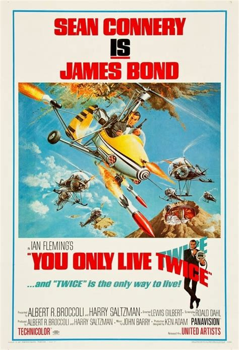 30 best images about History Of James Bond Posters on ...