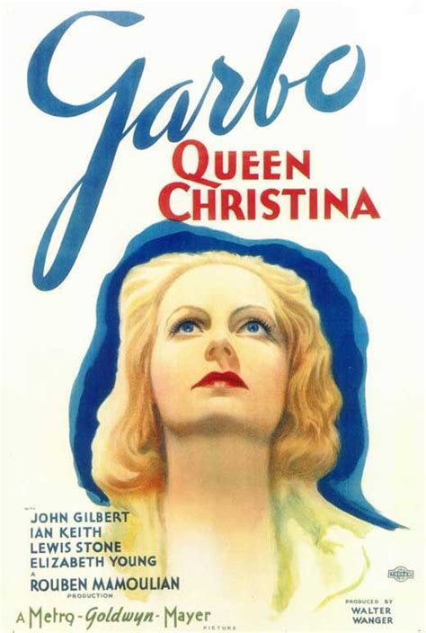 Queen Christina Movie Posters From Movie Poster Shop