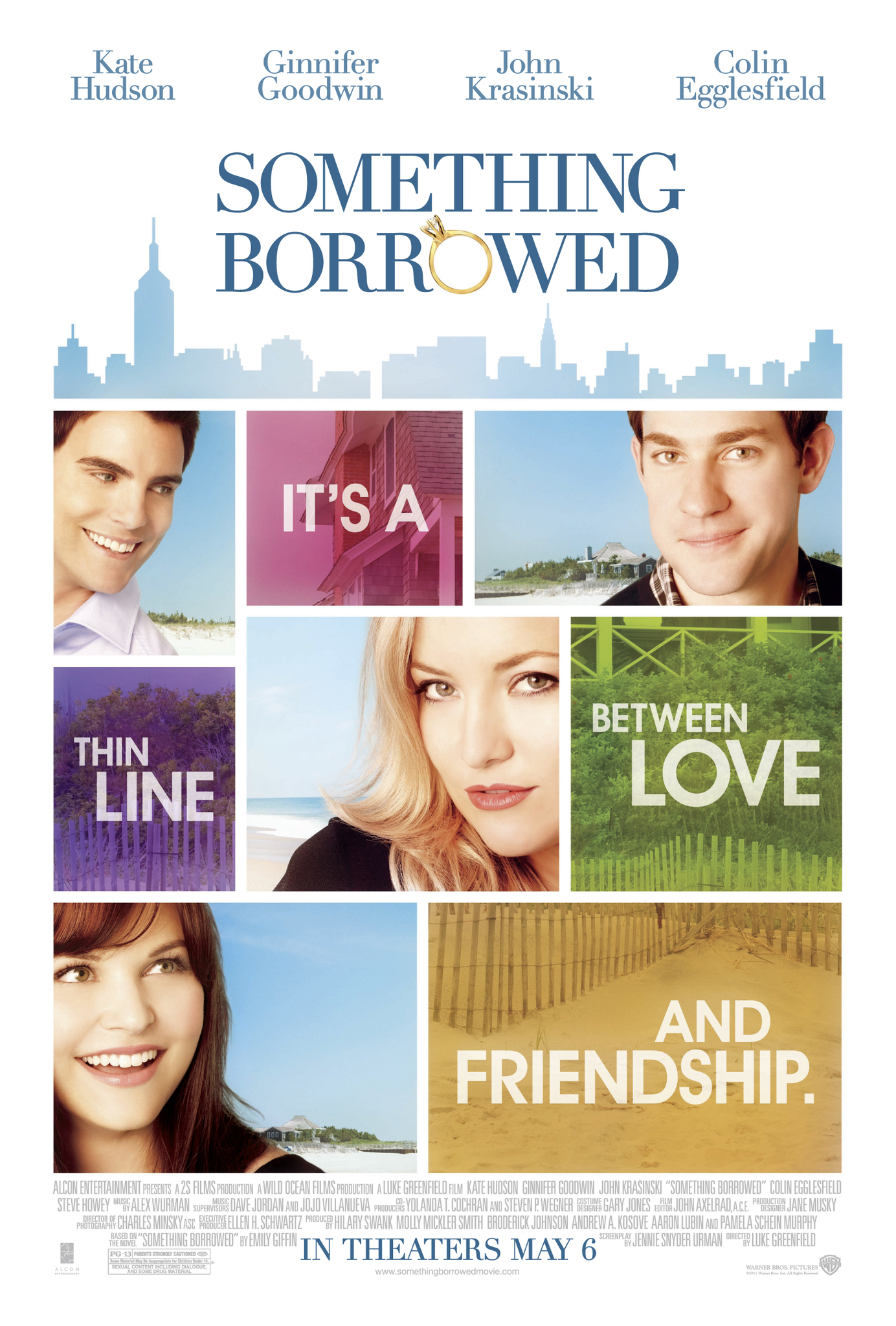 Something Borrowed [2011]