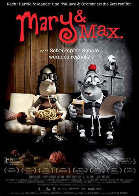 Rosalyn's Blog: Mary and Max (2009)