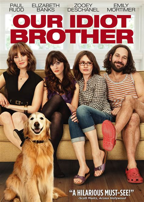Our Idiot Brother DVD Release Date November 29, 2011