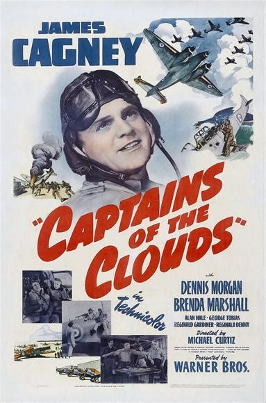 Captains of the Clouds (1942) – Mike's Take On the Movies ...