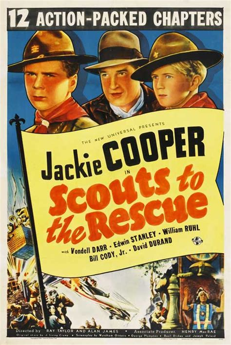 Scouts to the Rescue Movie Posters From Movie Poster Shop