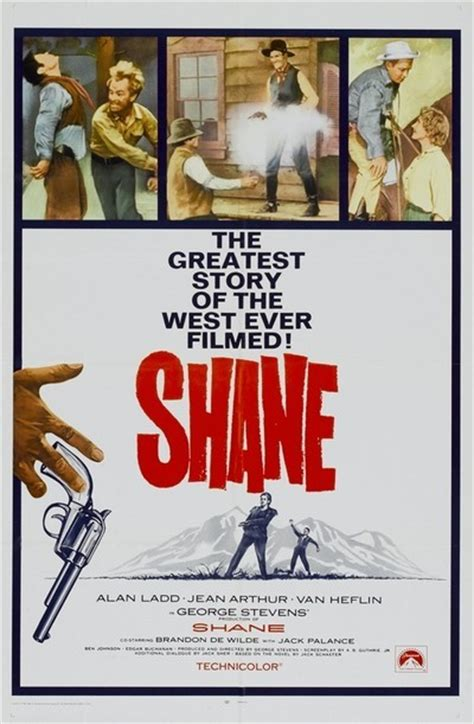 Shane Movie Review & Film Summary (1953) | Roger Ebert