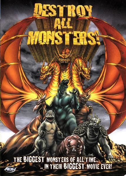 Destroy All Monsters (1968) – Movie Buffs Forever