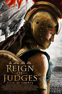 Reign of Judges: Title of Liberty - Concept Short