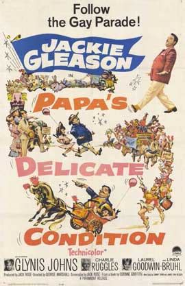 Papa's Delicate Condition Movie Posters From Movie Poster Shop
