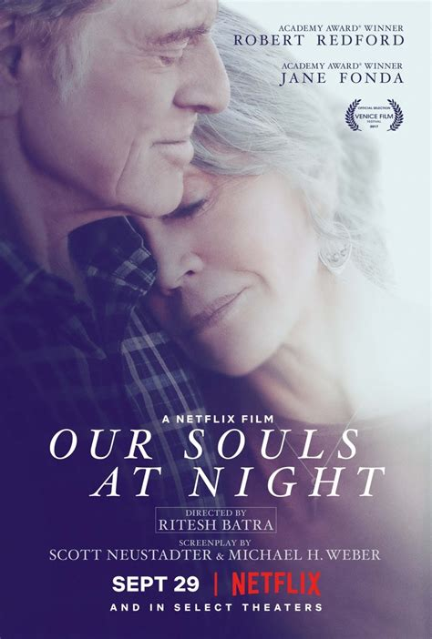 Our Souls at Night DVD Release Date