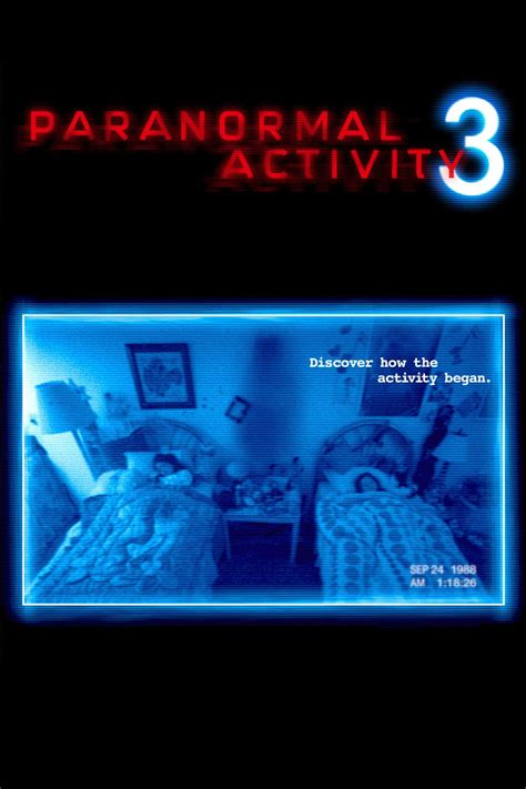 Paranormal Activity 3 (2011) - Posters — The Movie ...