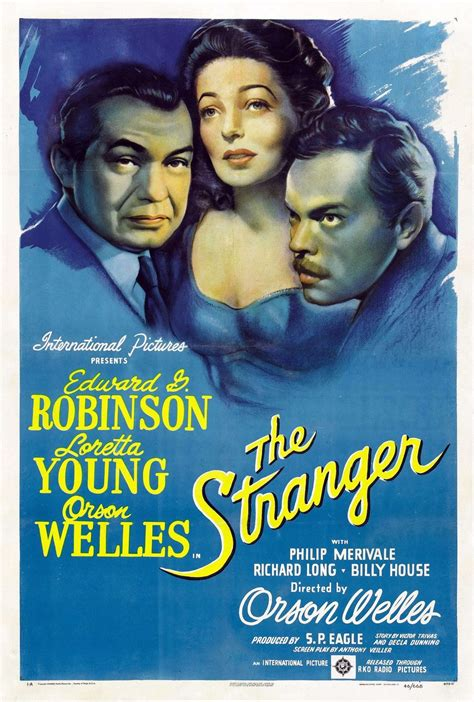 Joseph Ruben is Set to Direct THE STRANGER, a Remake of ...