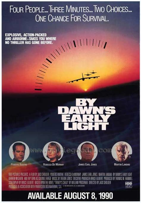 By Dawn's Early Light Movie Posters From Movie Poster Shop