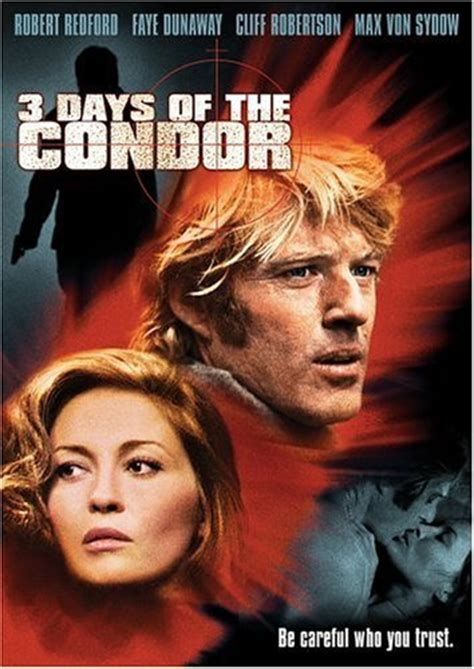 Spider Warez: Three Days of the Condor (1975) +subs +dvd cover