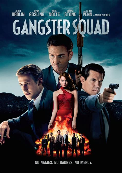 Gangster Squad DVD Release Date April 23, 2013