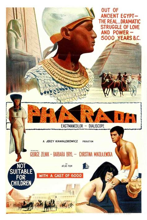 Pharaoh Movie Posters From Movie Poster Shop