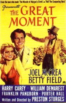 The Great Moment (1944 film) - Wikipedia