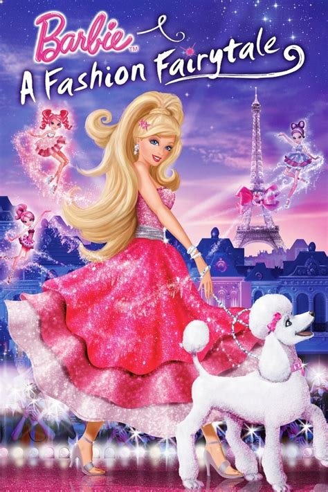 Barbie: A Fashion Fairytale (2010) - Posters — The Movie ...